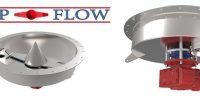Prop-flow flake discharger takes off for Genesis